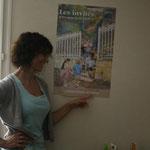 Residenza d'Artista nella casa di Yvonne Jean Haffen a Dinan, Francia