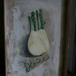 Desire della serie Frutta & Verdura 2013 erminia fioti alias phil tes