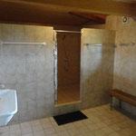 Dusche 1  Gruppenhaus