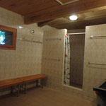 Dusche 2  Gruppenhaus