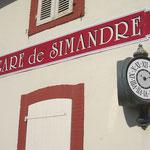 Alter Bahnhof von Simandre