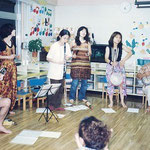 保育園で子供たちと一緒に演奏を楽しんでみました