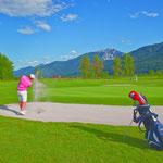 Golfplatz - Gailtal Golf