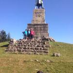 Tarvisio Denkmal von Napoleon
