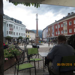 Ins Osttirol nach Lienz auf einen Kaffee