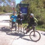 Mit den Radl nach Slovenien