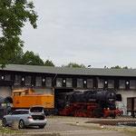 Besuch der Eisenbahnwelten Gera