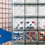 Bild: Glasbausteine-center Glasbausteine-center.de Glasbausteine Glassteine Glass Blocks Glasbaustein Glasstein Interior Wandflächen Fassaden Büro Innengestaltung Innenarchitektur Design Art einrichtung klaasplokid كتل الزجاج ladrillo de vidrio stikla blo