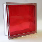 BRILLY Red 1919/8 Wave Glasbaustein Glass Blocks Glasstein Glasbausteine-center glasbausteine-center.de Glasbausteine Glassteine  BASIC gler blokkir Glazen bouwstenen Glas Stegels Glasdallen Glazen blokken υαλότουβλα Glasbaksteen Glas Blokke Glastegel kla