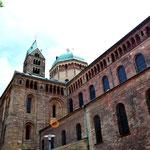 Besuch im Speyerer Dom.