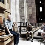 Markus Eichenlaub berichtet Spannendes aus der Orgelgeschichte.