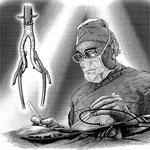 マイケル・ドゥベイキー(人工血管と血管外科への応用)
