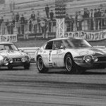 TOYOTA 2000GT/ TOYOTA Sports800 1967年 富士24時間耐久レース カレンダー