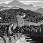 万里の長城  KOE 大航海時代博物図鑑用。