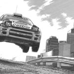 TOYOTA Celica GT-Four  WRCオーストラリア・ラリー1993年