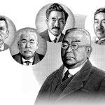北里柴三郎(日本近代医学の父)