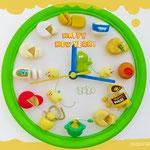 2020 チーズ時計