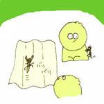 コカマキリと遊ぶ 2012.11.14