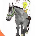 乗馬体験 2012.08.25