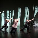 NOUS - Fabien Prioville, Paolo Fossa, Moo Kim - photo: Ursula Kaufmann