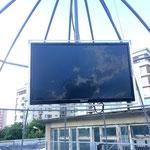 sky transmitter - installation - Chisinau 2018
