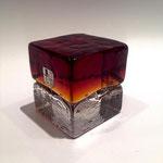 Fermacarte vetro Murano anni 60