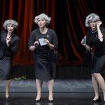 2021 - Ariadne auf Naxos - Saarländisches Staatstheater - Bauer, Zgouridi, Wilson