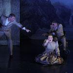2020 - bouches les rouges - Saarländisches Staatstheater - Röttig, Bauer, Jaursch