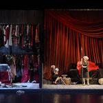 2021 - Ariadne auf Naxos - Saarländisches Staatstheater - Linnosaari, Bauer, Zgouridi, Wilson