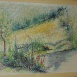 La route  Pastel  Annie