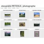 Site d'Alexandre Petzold Photographe
