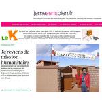 Site jemesensbien.fr