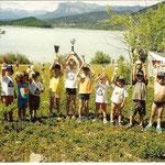 Peques en Pantano Mediano 2002