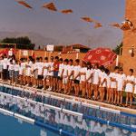 VII Cto. España Infantil Natación con Aletas (Zaragoza) 1993