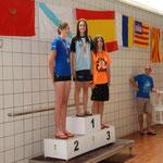 1ª Campeona de España Marta Lopez Mellado