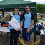 Javier Rojas Angles 1º categoría Junior