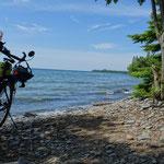 Idworx am Lake Superior.