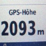 Das ist der höchste (Fahrrad-) Punkt der Reise.