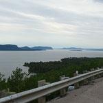 Irgendwo zwischen Nipigion und Terrace Bay.