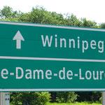 Franzosen gibt es nicht nur in Kanadas Osten.