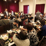 京都市内で昼食