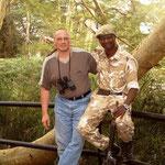 Fotoshooting mit Ranger