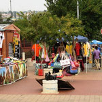 Soweto, Straßenhändler