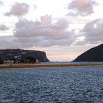 Lagune von Knysna