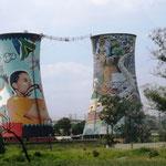Soweto, Orlando Twin Towers