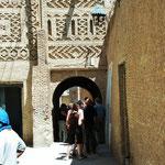 in der Medina von Tozeur