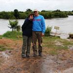 Hochwasser am Mara