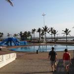 Durban, Strandpromenade