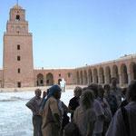 "in Kairouan ""Sidi-Oqba-Moschee"""