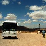 Steinwüste in Matmata